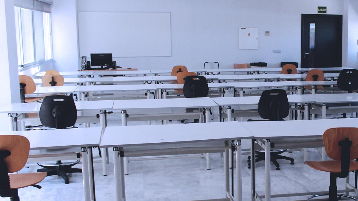 Campus Ceade. Sala