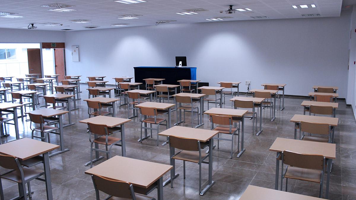 Campus Ceade. Salón 03