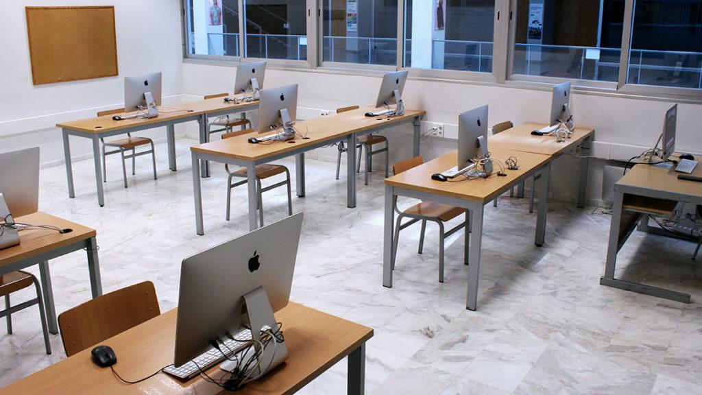 Campus Ceade. Salas MAC