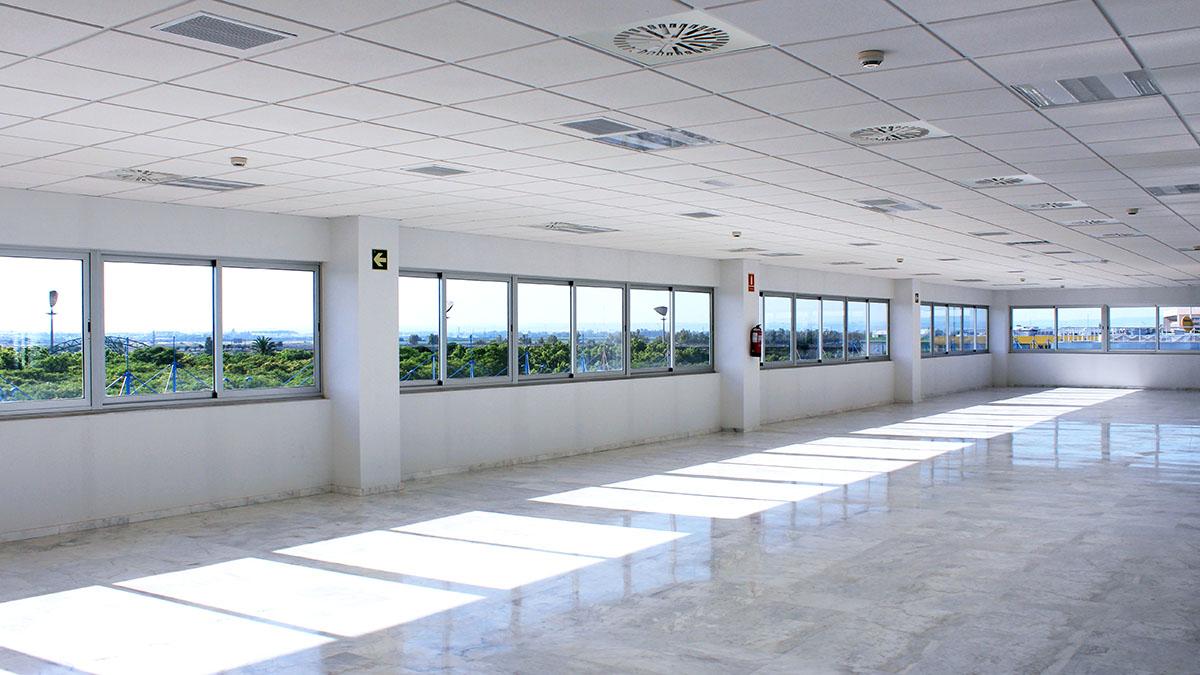 Campus Ceade. Planta 4