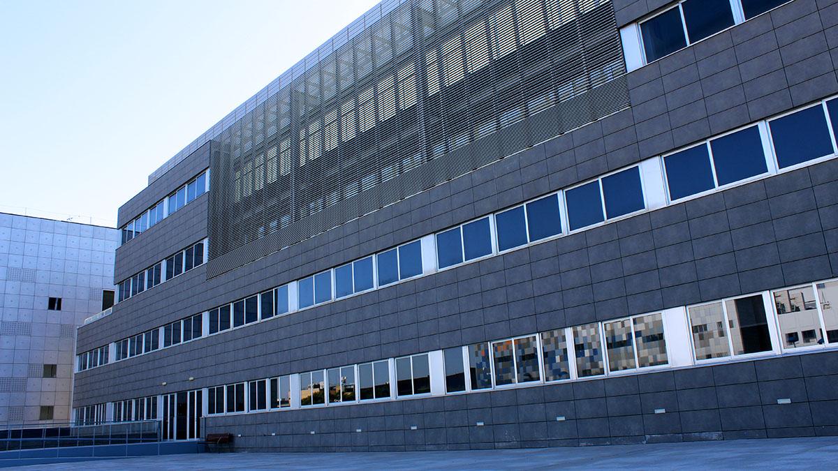 Campus Ceade. Terraza